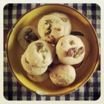 Sablés libanais aux pistaches