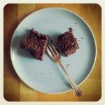 Gâteau épicé au chocolat