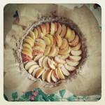 La tarte aux pommes et amandes qui tue!