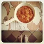 Tartinade de carottes et poivrons