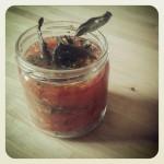 tomates confites (encore!)