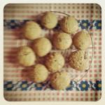 Cookies d'automne au chocolat et graines de courge