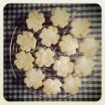 Petits sablés au citron