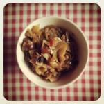 Confit d'oignons aux raisins secs crétois et baies de Goji