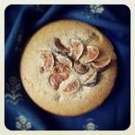 Gâteau aux figues, sans gluten