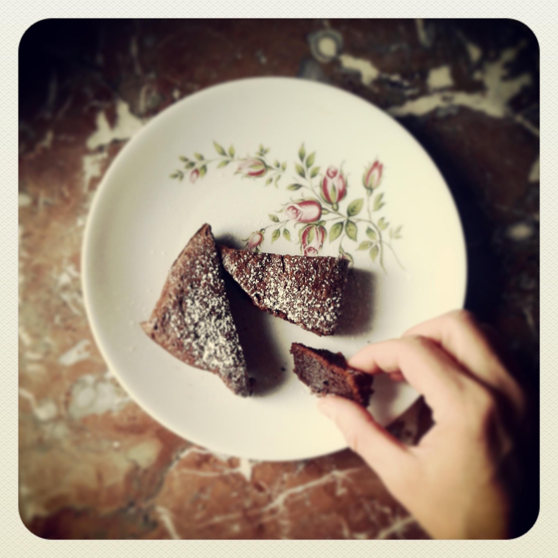 Le fondant au chocolat la table d 39 aline - Fondant au chocolat la table a dessert ...